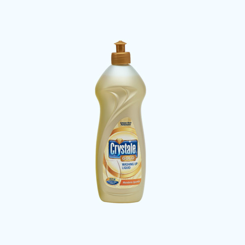 Crystale Gold Washing Up Liquid Data Sheet Safety