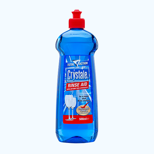 Crystale Rinse Aid Data Sheet Safety