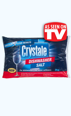 Crystale Dishwasher Salt