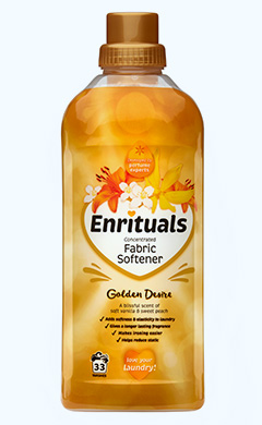 Enrituals Golden Desire Concentrated Fabric Softener