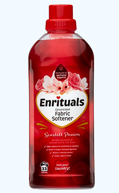 Enrituals Scarlett Passion Concentrated Fabric Softener