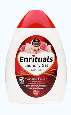 Enrituals Scarlett Passion Laundry Gel