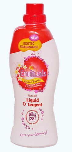 Enrituals Laundry Products Purity Global